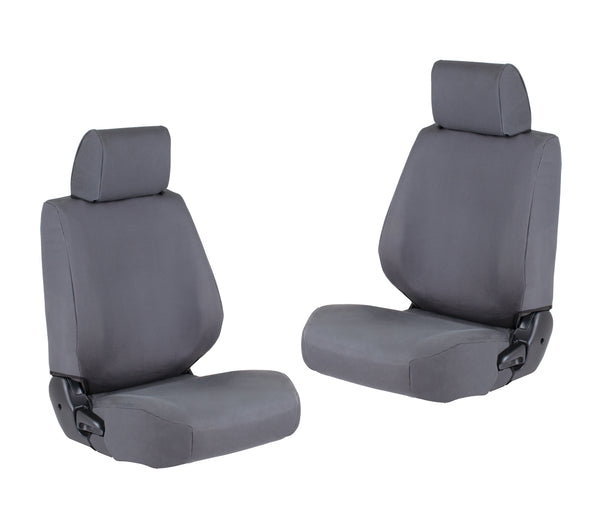 Ironman 76 Series LandCruiser Canvas Seat Covers ICSC019F