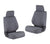 Ironman Canvas Car Seat Covers 150 Series Prado ICSC047F