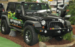 Jeep JK Wrangler Ironman Deluxe Commercial Bull Bar