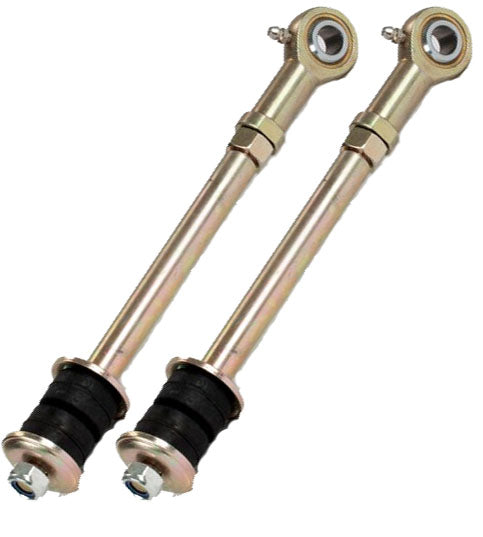 Ironman Front Nissan GU Patrol Sway Bar Links