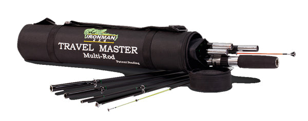 Ironman Travel Master Multi Rod IFISHING001