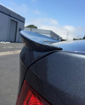 2006-2011 BMW E90 3 Series Trunk Spoiler High Kick Style (Carbon Fiber)