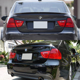2006-2011 BMW E90 3 Series Trunk Spoiler High Kick Style