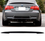 2007-2013 BMW E92 3 Series 2 Door Trunk Spoiler High Kick Style