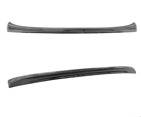2007-2013 BMW E92 3 Series 2 Door Trunk Spoiler M-Tech Style (Carbon Fiber)