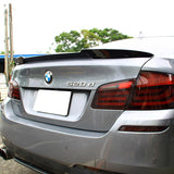 2011-2016 BMW F10 5 Series Trunk Spoiler V Style