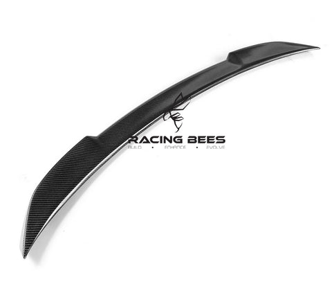 2012-2018 BMW F30/F80 3 Series/M3 Trunk Spoiler CS Style (Carbon Fiber)
