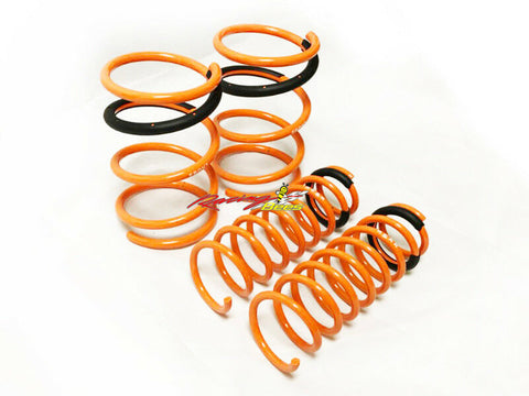 2008-2015 Mitsubishi Lancer Lowering Springs