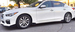 2014-2017 Infiniti Q50 Sedan ST Style Side Skirts