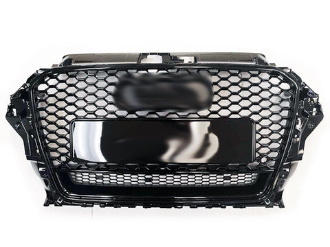 2013-2016 Audi A3/S3 RS Style Front Grille