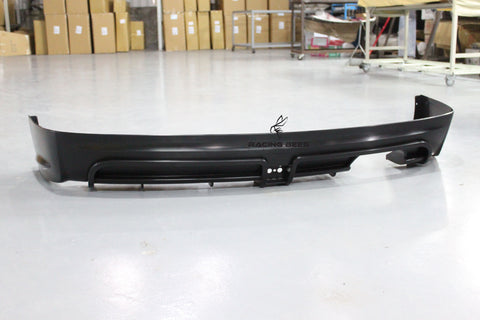 2006-2011 Acura CSX Sedan Mugen RR Style Rear Bumper Lip