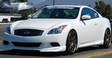 2008-2014 Infiniti G37 Coupe Type J Front Bumper Lip