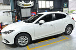 2014-2018 Mazda 3 Sedan/Hatchback MZ Style Side Skirts