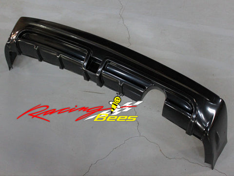 2006-2011 Honda Civic Sedan Mugen RR Style Rear Bumper Lip