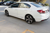 2012-2015 Honda Civic Sedan Modulo Style Side Skirts