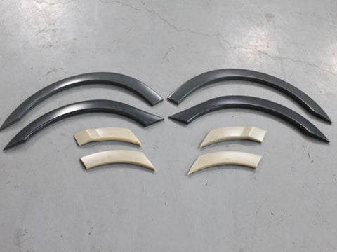 2006-2011 Honda Civic Sedan Mugen rr Style Fender Flare 8pcs