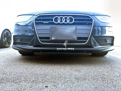2013-2016 Audi A4 B8.5 Base Models Front Bumper Lip