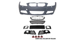 2009-2011 BMW E90 3 Series LCI M-Tech/M-Sport Front Bumper Conversion