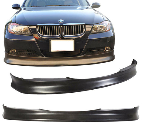 2006-2008 BMW E90 3 Series Pre-LCI Sedan C Style Front Bumper Lip