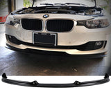2012-2018 BMW F30 3 Series H Style Front Bumper Lip