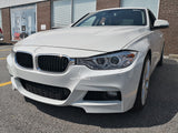 2012-2018 BMW F30 3 Series M-Tech Style Front Bumper Conversion