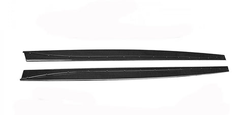 2015-2018 BMW F80/F82 M3/M4 Performance Style Side Skirts (Carbon Fiber)