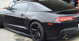 2010-2015 Chevrolet Camaro K Style Side Skirts Extension