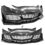2014-2019 Chevrolet Corvette ZR1 Style Front Bumper Conversion