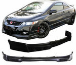 2009-2011 Honda Civic Coupe Mugen Style Front Bumper Lip