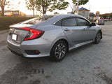 2016-2018 Honda Civic Sedan TC Style Rear Lip Diffuser