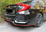 2016-2018 Honda Civic Sedan Type-R Style Full Conversion Kits