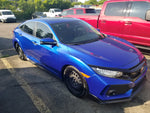 2016-2019 Honda Civic Sedan/Hatchback Type-R Style Side Skirts