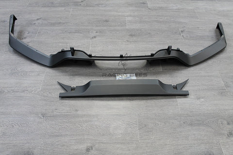2017-2020 Honda Civic Hatchback Rear Diffuser CTR Style
