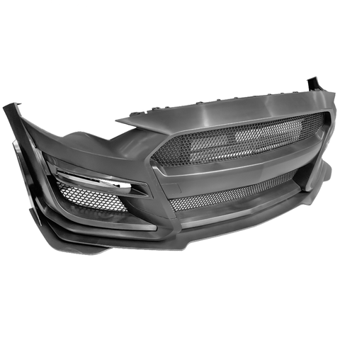 2018-2020 Ford Mustang GT500 Style Front Bumper Conversion
