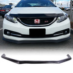 2013-2015 Honda Civic Sedan CS Style Front Bumper Lip