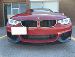 2014-2018 BMW F32/F33/F36 4 Series M-Performance Style Front Bumper Lip
