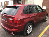Window Visors for 2007-2013 BMW X5