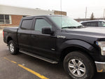 Window Visors for 2015-2018 Ford F150 Super Crew Cab