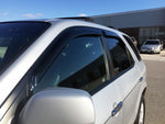 Window Visors for 2001-2006 Acura MDX
