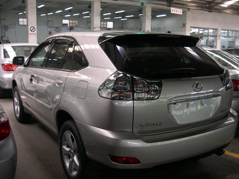 Window Visors for 2004-2009 Lexus RX