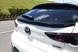 2019+ Mazda 3 Hatchback CK Style Rear Trunk Spoiler