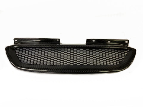 2010-2012 Hyundai Genesis Coupe RS Style Grille (Carbon Fiber)