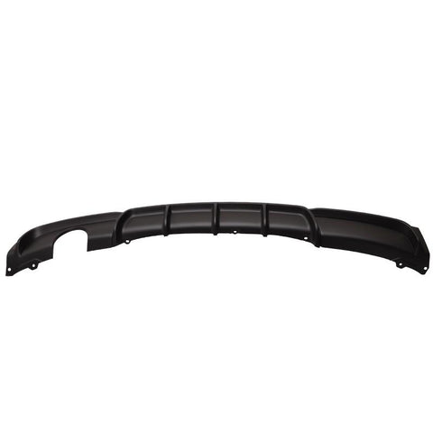 2012-2018 BMW F30 3 Series Rear Diffuser M Performance Style (Single Outlet)
