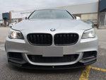 2011-2016 BMW F10 5 Series M-Peformance Style Front Bumper Lip