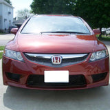 2006-2011 Honda Civic Sedan Type-R Style Front Bumper Conversion