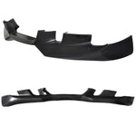 2009-2012 BMW E90 3 Series LCI Sedan AC-S Style Front Bumper Lip
