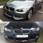 2007-2010 BMW E92/E93 3 Series 2 Door M-Tech Style Front Bumper Lip