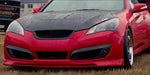 2010-2012 Hyundai Genesis Coupe S1 Style Front Bumper Lip