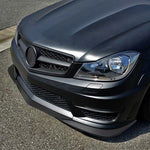 2012-2014 Mercedes-Benz C63 AMG GH Style Front Bumper Lip
