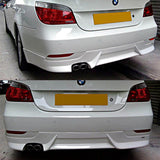 2004-2007 BMW E60 5 Series Rear Bumper Lip/Diffuser AC-S Style
